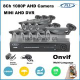 ten top selling product china hd cctv lowes outdoor security cameras in 8ch 1080p ahd kit                                                                         Quality Choice
