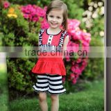 2015 girls stripe ruffle shorts,double ruffle shorts,baby pants,100% cotton ruffle shorts,cotton stripe pants