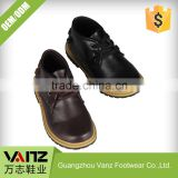 OEM Factory Italian Leather Ankle Boys Man Made Material Boots Casual Shoes