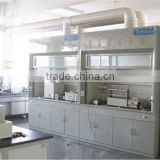 Customized All-steel/Glass-steel/steel wood/walk-in overall function laboratory fume hood