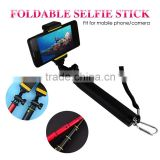 New product ideas selphie pen stick Monopod folding sponge holder camera carbon fiber mini tripod selfie stick for iphone