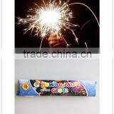 "electric sparklers /7 "" gold sparklers/wedding fireworks /fireworks and firecrackers/wholeasale cheap price fireworks"