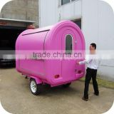 2014 Special Soy Nut Mixed Fruit Drink Cream Separator with Mobile Food Cart Trailer XR-FC250 B