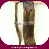 Quality Fashion Pony tails/Horse hair tail extension