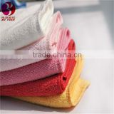 Promotional Super Absorbent Multi-function Microfiber Grid Mop Fabric Cleaning Cloth Kitchen Cleaning Cloth