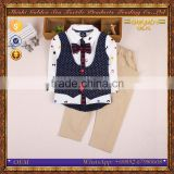 newest three-piece vest jacket autumn children clothes boys