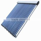 Heating element for water heater, 20 tubes solar collector for pitched roof, vacuum tube solar geyser parts