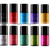10ML Peel lac nail gel Made of nature resin with 80colors