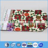 Factory directly selling custom printed table placemat