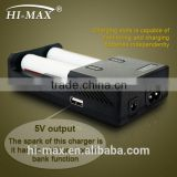 car charger plug and power bank function Intelligent battery charger