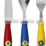stainless steel baby cutlery sets