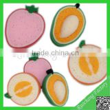 Wholesale Cleaning sponge/sponge cleaning balls with handle