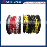 High Quality Plastic Link Chain,Combined Color Barricading Plastic Chain