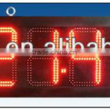 led display board 4 digit led display module led digital clock red display
