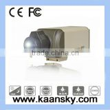 "new ""1/3"""" COLOR Super HAD CCD 700tvl cctv box camerawith WDR"