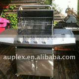New product big chicken grill machine, Gas