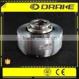 JA through-hole high speed rotary pneumatic power quick lathe collet chuck for cnc tapping