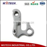 Aluminum metal bicycle spare part closed die forging
