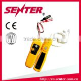 Cable Tracker and network Tester with Sender/Receiver Kit,/wire cable tracker/100-300kHz Frequency Range ST206