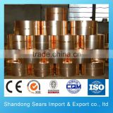 copper coil for sale/ machine strip brass wire