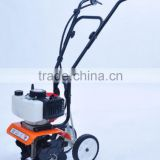 Top quality best sell 1E44F-5,air-cooled,2-stroke,single cylinder gasoline mini cultivator tractor