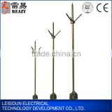 Leisidun copper air terminals lightning protection