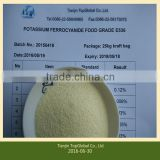 industry chemicals Potassium ferrocyanide for ceramic color pigment