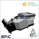 Roll to roll digital laser label printing machine