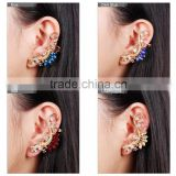 Luxury ear cuff fashion jewelry earring women