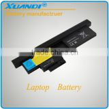 Wholesale 9 cells high quality replacement laptop battery for lenovo IBM ThinkPad X200 Series 42T4534