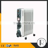Portable Radiator Oil Heater With Promotion Price