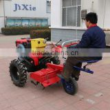 SH type 18hp power tiller walking tractor with electric start