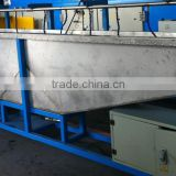 Water cooling tank for hose knitting machine machine rubber production line rubber Coating glue water machine