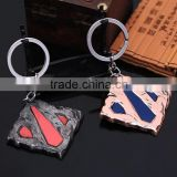 Latest black gold key chain dota 2 LOGO key rings metal keychain dota 2 custom keychains dota pendant key rings metal keychain