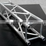 Guangzhou Kiya high quality stage lighting truss lifting curved aluminum wedding truss lighting tower