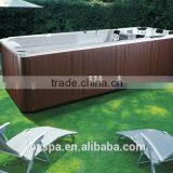 Swim spas Balboa System Dual Zone Endless Swimming pool prices Hot Tub for 6 Persons JY8601