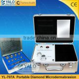 YL-707A Potable CE approved ultrasonic Diamond other beauty & personal care products