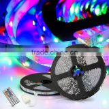 CroLED 25M 10M 3528 SMD 600 LED RGB Light Lamp Strip 44 Key Remote Controller