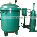 New vertical autoclave machine for vulcanized rubber