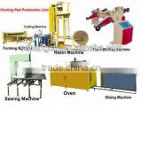 Evaporative Cooling Pad Making Machine For Poultry