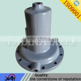 ductile iron casting ODM parts resin sand castings valve bonnets China supplier