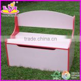 2015 New kids wooden box toy,popular children wooden box toy for storage and hot sale baby wooden box toy W08C013