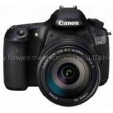 Canon EOS 60D Digital SLR Camera with Canon EF-S 18-200mm IS lens