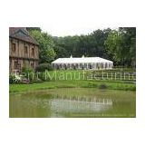 Large Rainproof And Fireproof Tent Fabric Outdoor Event Tents For Over 200 People\'s Activity