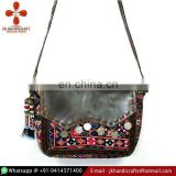 Tribal Banjara Messenger bag Genuine Leather Bag Bohemian Banjara Shoulder Bag