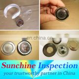 watch and clock inspection services/zhejiang supplier inspection agent/high QC yiwu market