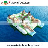 Lake Inflatables Water Games / inflatable Entertainment Floating Island/ Inflatable pool islands