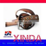 Canvas PU Belt,With Delicate electroplated Metal Buckle,Customized Designs Welcomed