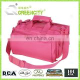 Black or Pink Deluxe Range Bag with Strap Traveling Bag