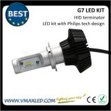 G7-H7 Philips 4000LM 24W Professional LED Auto Headlight